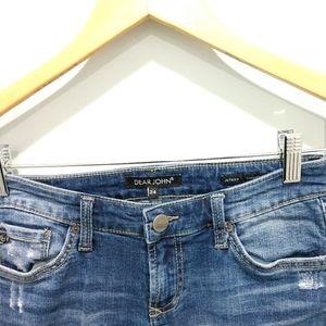 Womens dear john size 24 jeans
